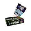 BATTLESTAR BARRAGE PACK BUY 1 GET SPACE HAWK ROCKET PACK FREE (8 PIECES)