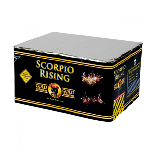 SCORPIO RISING (55 SHOTS) (BUY 1 GET 1 FREE) *
