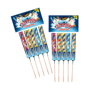 ASTRO ROCKET PACK (PACK OF 5) (BUY 1 GET 1 FREE) *