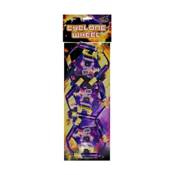 CYCLONE WHEEL (3 PIECES)