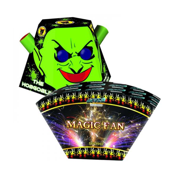 MAGIC FAN FOUNTAIN (1 PIECE) HOBGOBLIN FOUNTAIN MIX AND MATCH