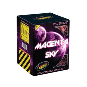 Magenta-Sky