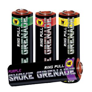 Smoke-Grenades